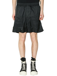 Rick Owens DRKSHDW-Shorts Boxer in nylon nero