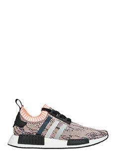 Adidas-Nmd R1 W pk rose-pink Tech/synthetic sneakers