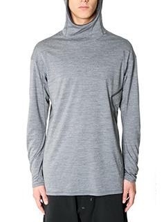Nike Lab ACG-Maglia Inversion in cotone grigio