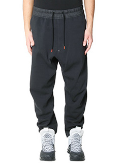 Nike Lab ACG-Pantaloni Tech Fleece in cotone nero