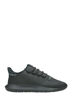 Adidas-Sneakers Tubular Shadow in tessuto nero