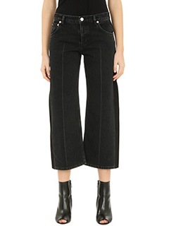 Balenciaga-Jeans Rockabilly in denim nerp