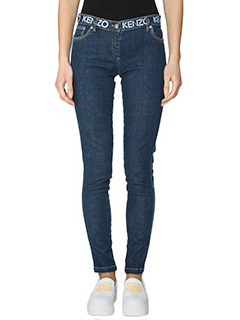 Kenzo-Jeans Kenzo Stretc in denim blue