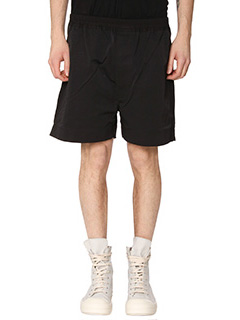 Rick Owens DRKSHDW-Shorts Boxer in cotone nero