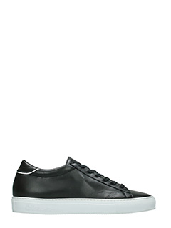Philippe Model-Sneakers Avenir in pelle nera