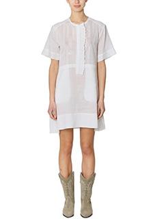 Isabel Marant-Vestito in lino bianco