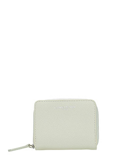 Lancaster-Adele  white leather wallet