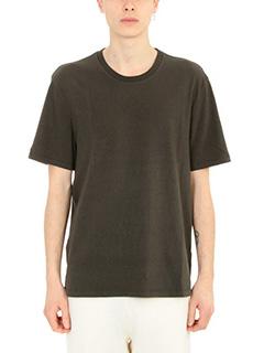 Maison Margiela-T-Shirt  Replica in cotone nero