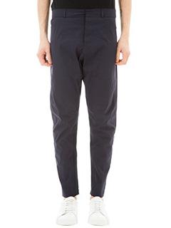 Monobi-Pantaloni Easypant in nylon blu