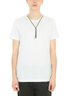 Low Brand-T-shirt B49 in cotone bianco