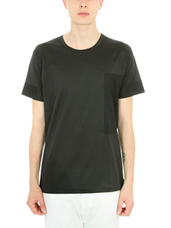 Low Brand-T-shirt B-52 in cotone nero lucido