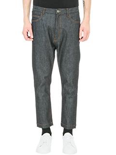 Jil Sander-Jeans in denim blue