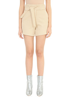Iro-Shorts Magik in viscosa beige