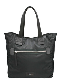 Marc Jacobs-Borsa Tote in nylon nero