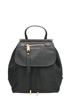 Marc Jacobs-Backpack black nylon backpack