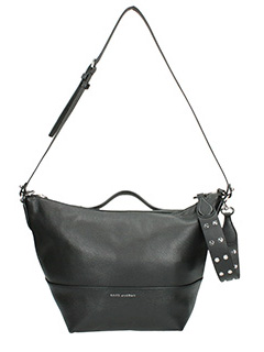 Marc Jacobs-Borsa The Grip in pelle nera