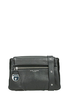Marc Jacobs-Borsa The Standard Shoulder in pelle nera