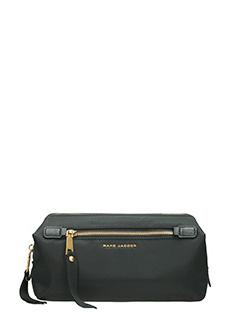 Marc Jacobs-Extra large fri black leather bag