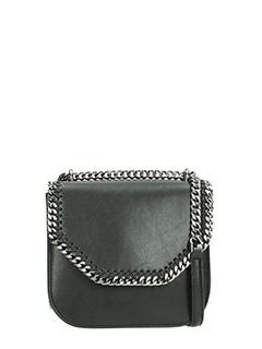 Stella McCartney-Mini falabella  black polyamide bag