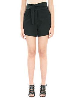 Iro-Shorts Magik in cotone nero