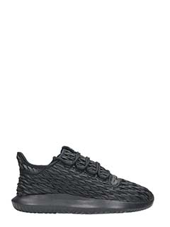Adidas-Tubular Shadow black Tech/synthetic sneakers