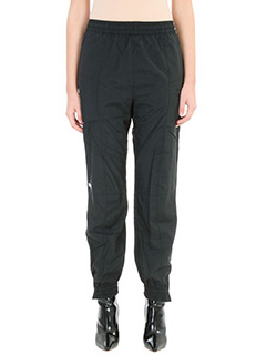Vetements-black nylon pants