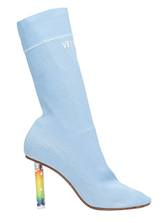 Vetements-cyan Tech/synthetic boots