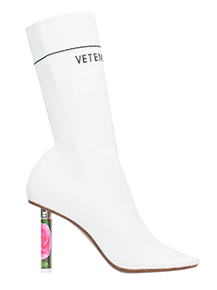 Vetements-white Tech/synthetic boots