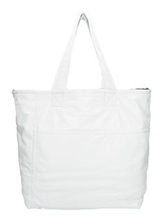 Victoria Beckham-Sunday white leather bag