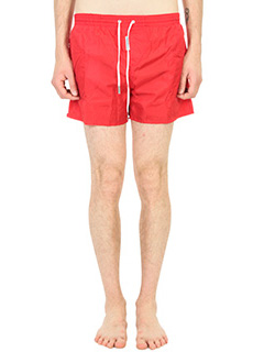 Dsquared 2-red Tech/synthetic beachwear