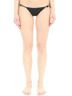 Dsquared 2-Slip Bikini in lycra nera