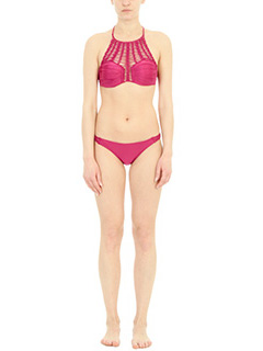 Despi-Costume Glam Bikini in lycra bordeaux