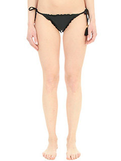 Salinas-Slip Calca Lateral in lycra nera