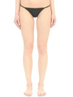 Salinas-Calca Reta black polyamide beachwear