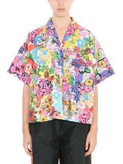 PORTS 1961-Camicia in cotone  multicolor