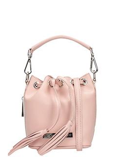 Marc Ellis-Borsa Kassandra Mini in pelle rosa