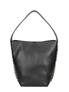 Givenchy-Borsa Bucket Infinity in pelle nera
