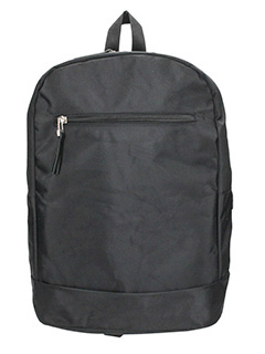 Taikan-Tomcat black nylon backpack