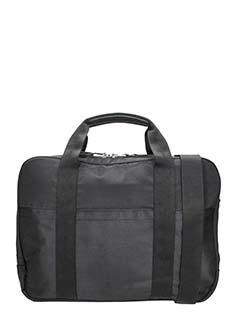 Taikan-Apache  black nylon bag