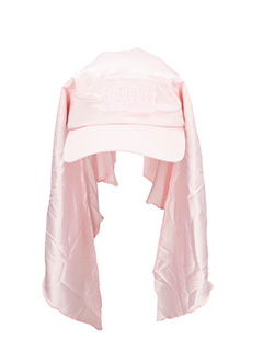 Puma Fenty-Bandana cap rose-pink cotton hat