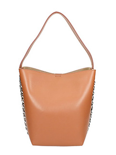 Givenchy-Borsa Bucket Infinity in pelle cuoiuo