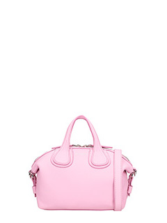 Givenchy-Borsa Nightingale Micro in pelle brigth Pink