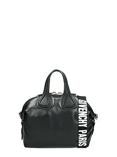 Givenchy-Borsa Nightingale small in pelle nera