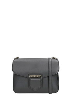 Givenchy-Borsa Nobile Small in pelle nera