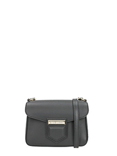 Givenchy-Borsa Nobile Mini in pelle nera