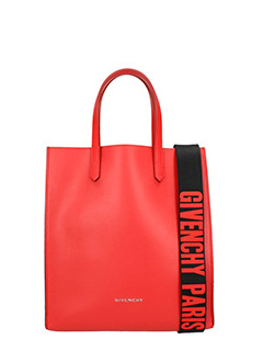 Givenchy-Borsa Stargate Small in pelle rossa