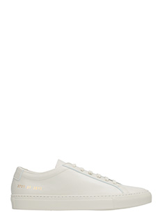 Common Projects-Sneakers basse Achilles Original in pelle carta