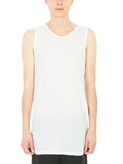 Subculture-Topwear in cotone bianco