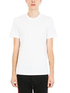 Givenchy-Star Print Slim T-Shirt