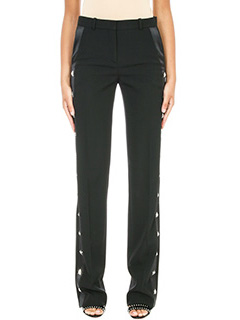 Givenchy-Star tailored trousers